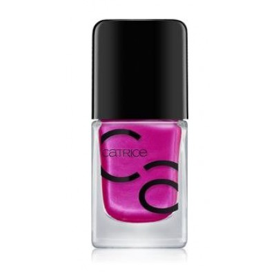 Miniaturka artykułu - CATRICE lakier ICONAILS 48 All's Well That Ends Pink - 10,05ml